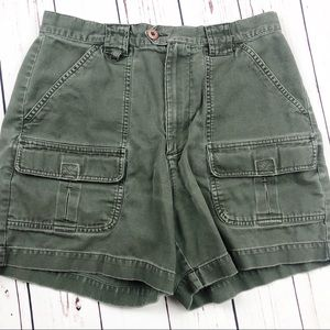 Abercrombie & Fitch Cargo Shorts - Size 10 for sale